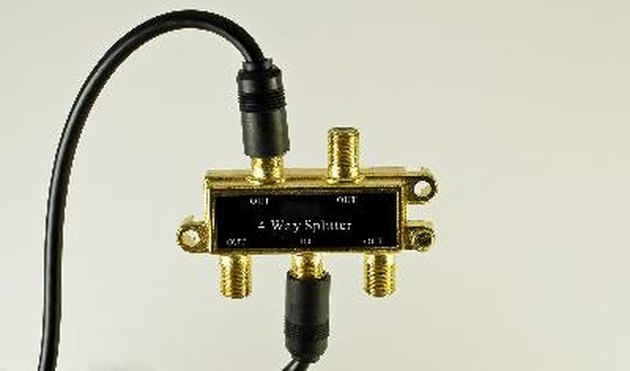 4 Way Splitter