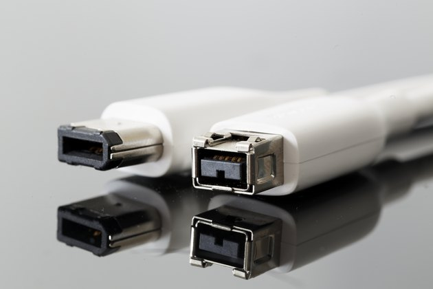 Firewire 800 and  firewire 400 cable