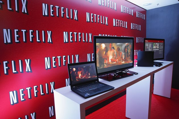 Netflix Launches in Brazil - Party