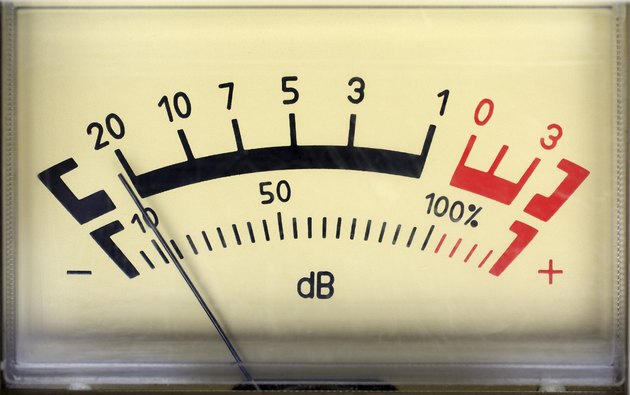 sound decibel meter