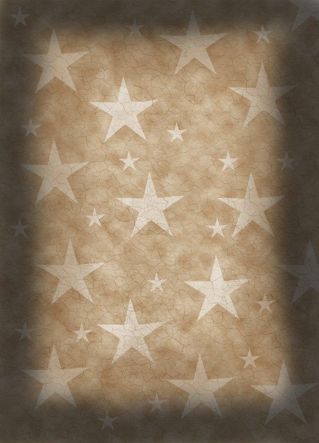 Retro Star Paper