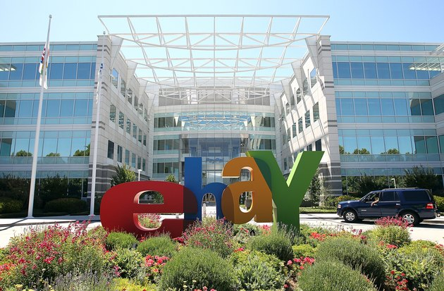 Online Auction Site Ebay Reports Quarterly Earnings
