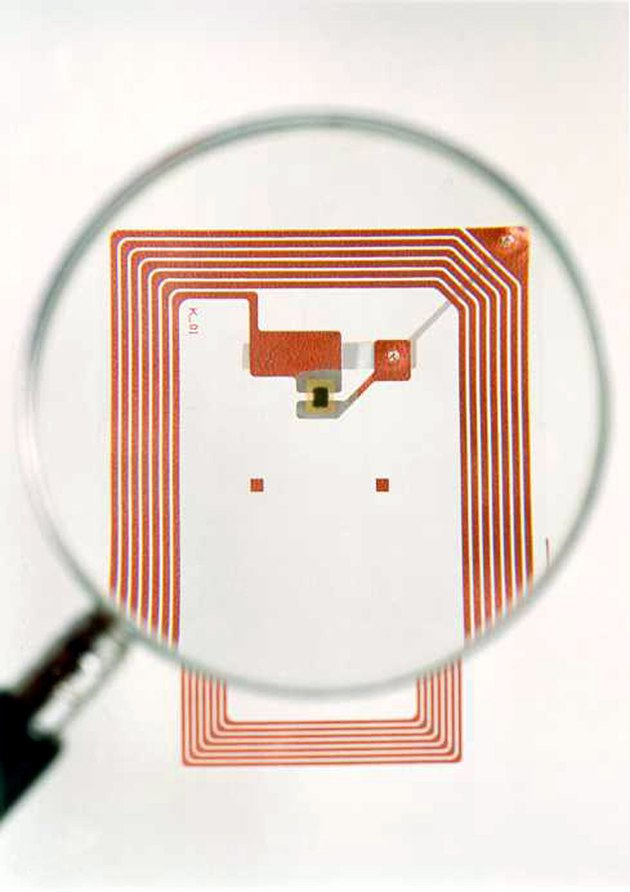 New Electronic 'Smart Label'
