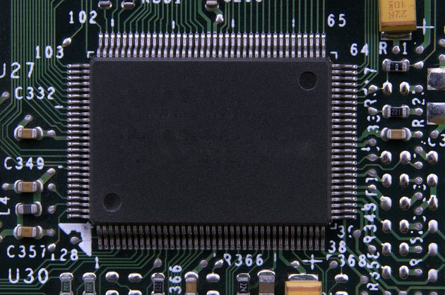 Green Computer Chip Technology