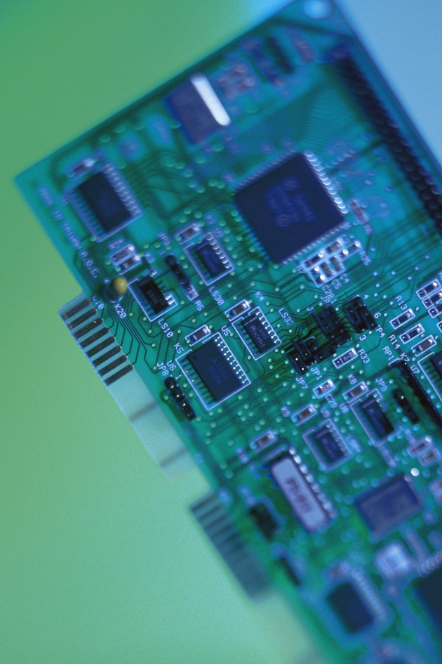 Computer PCI