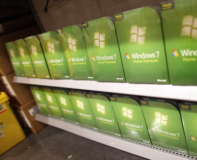 Retailers Prepare For Release Of Windows 7.0 This Week