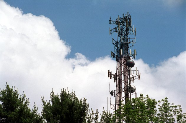 Cell Phone Tower Wars