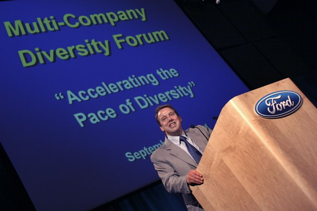 Chairman and CEO of Ford Motor Bill Ford Speaks