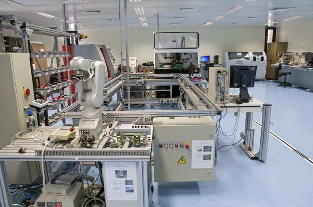 Mechanical & Industrial Engineering Laboratory