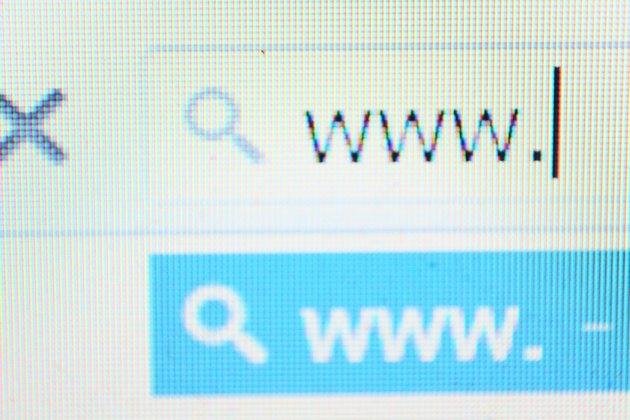 Internet search line