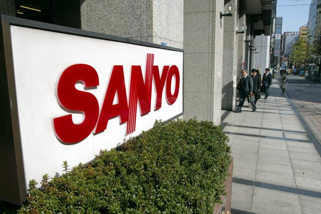 Sanyo Electric Company Shedding 6,000 Jobs