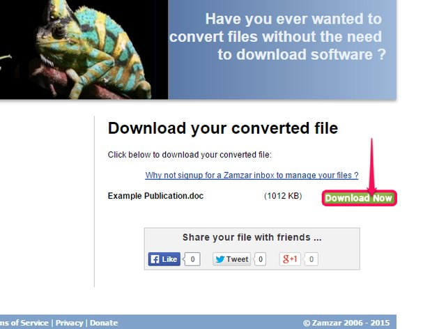 Click the green Download Now button.