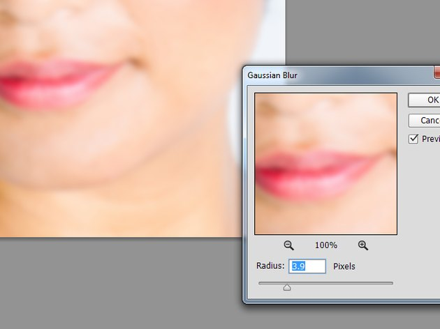 Apply Gaussian Blur.