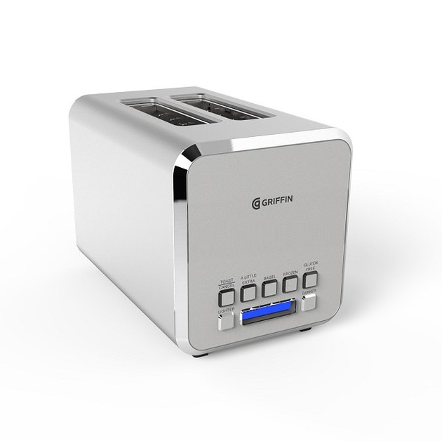 Griffin Connected Toaster is a Bluetooth-connected toaster.