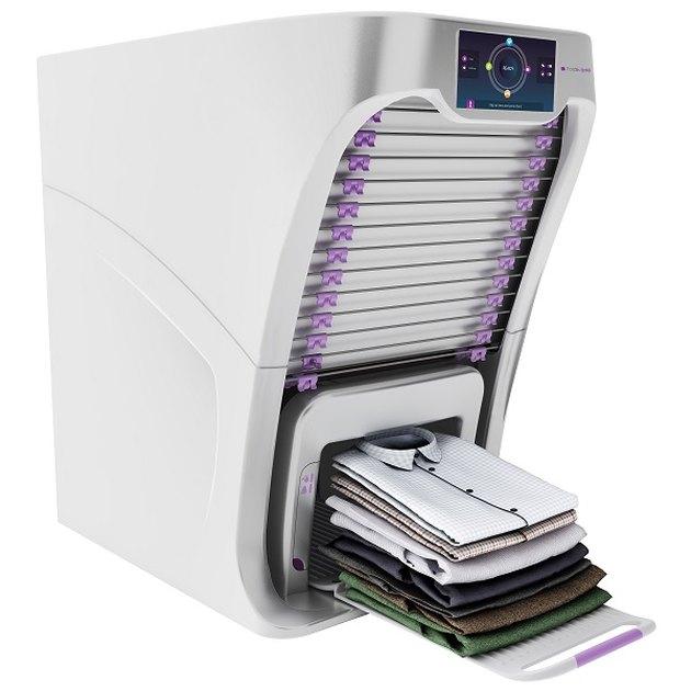 laundry folding robot