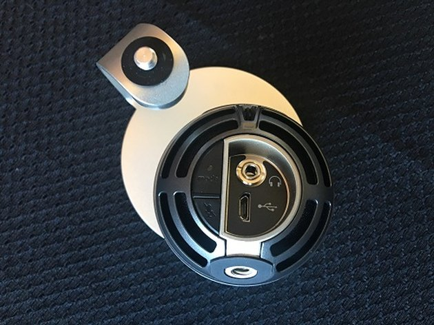 Shure MV5 onboard controls