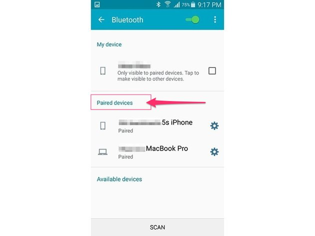 How To Connect A Blueparrott B250 Xt To A Phone Techwalla