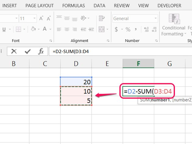 Ranges in Excel use the format FirstCell:LastCell