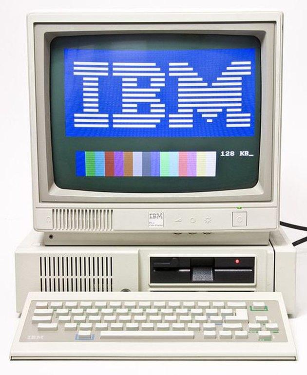 IBM Color Monitor