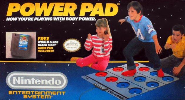 Nintendo Power Pad