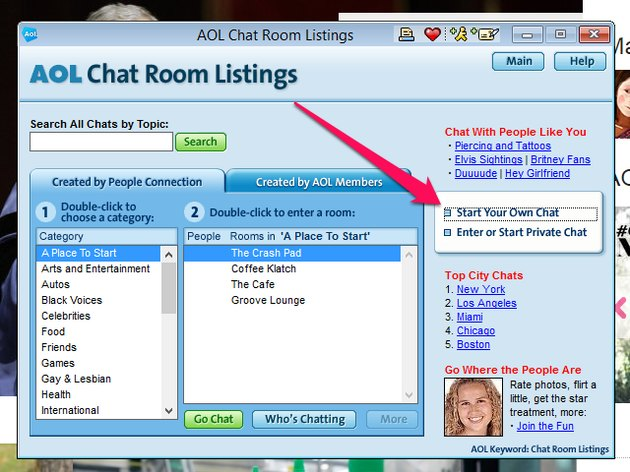 The Best Chat Rooms Stories