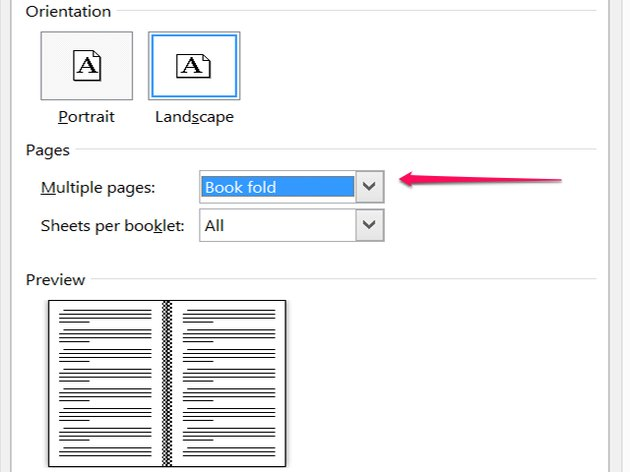 Select Multiple Pages.
