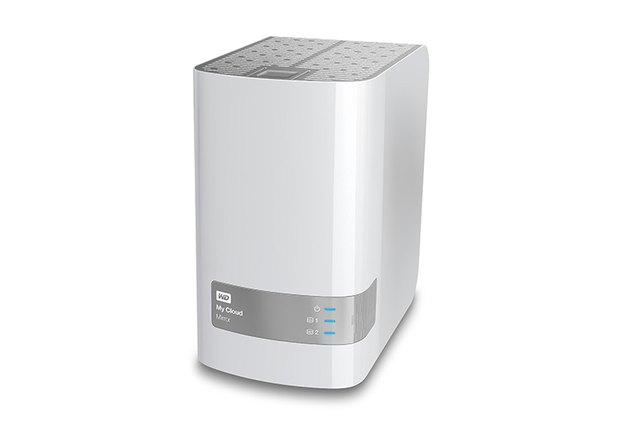Western Digital 8TB My Cloud Mirror NAS