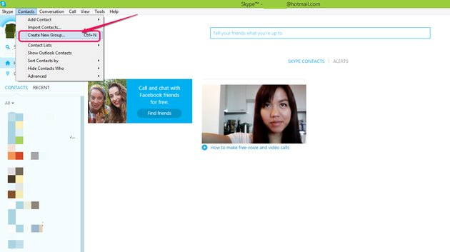 How to Make a Three-Way Call with Skype | Techwalla