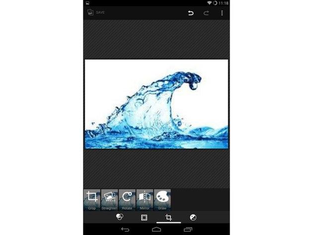 Edit Image in Gallery