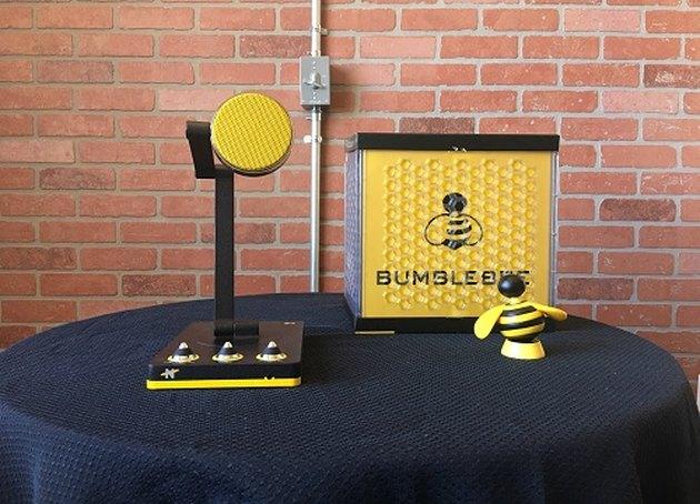 Bumblebee microphone