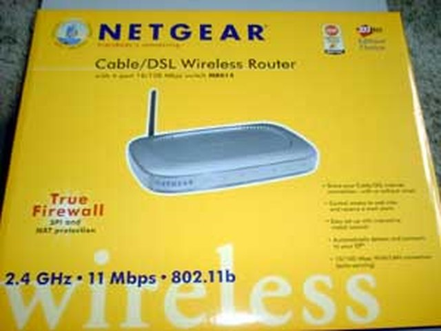 How to Install a Netgear Wireless Router Without the CD