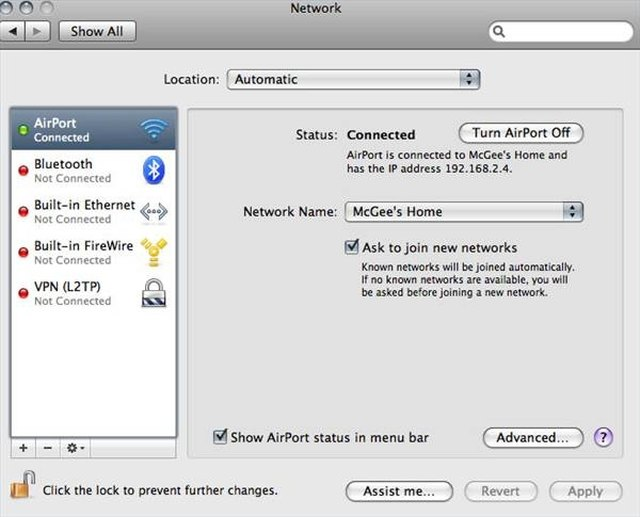 Setting Up a Proxy Server on a Mac | Techwalla com
