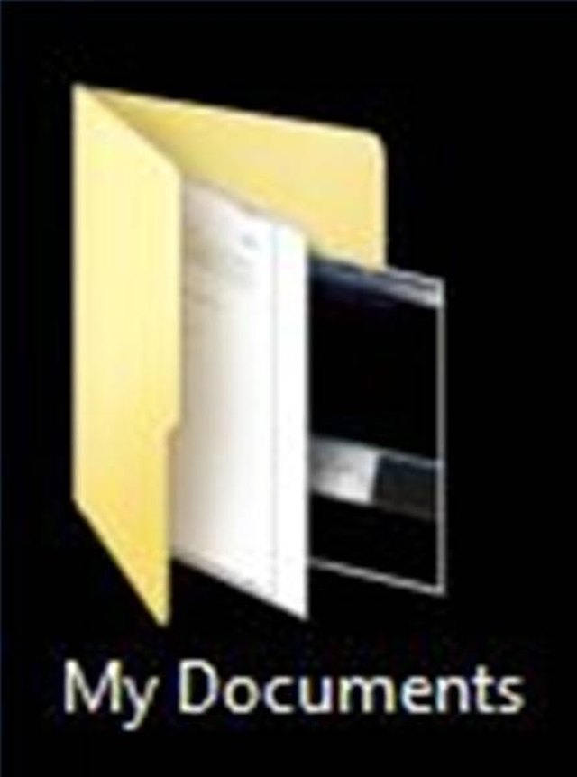 how to restore my documents folder