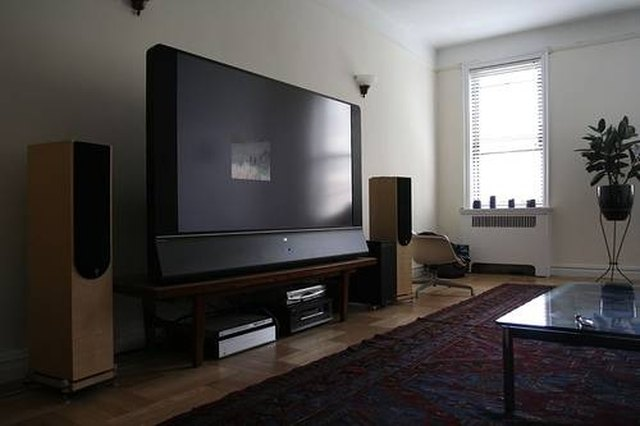 The History Of Flat Screen TVs