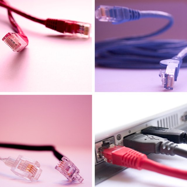 How To Make Rj11 To Rj45 Connectors For A Dsl Modem