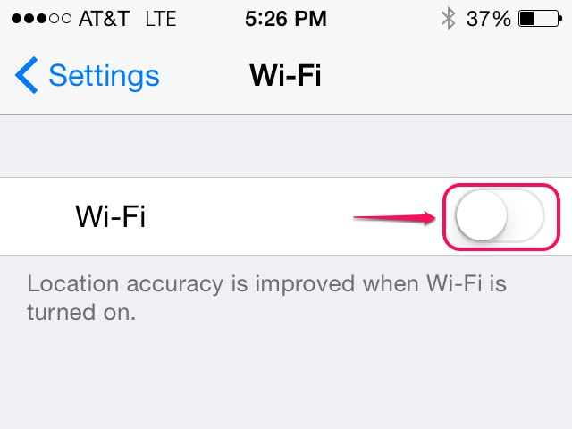 how to connect iphone wifi to laptop
