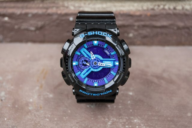 How To Change The Time On A Casio G Shock Watch