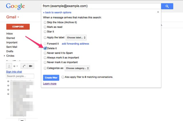 how to delete all emails from gmail the smart way