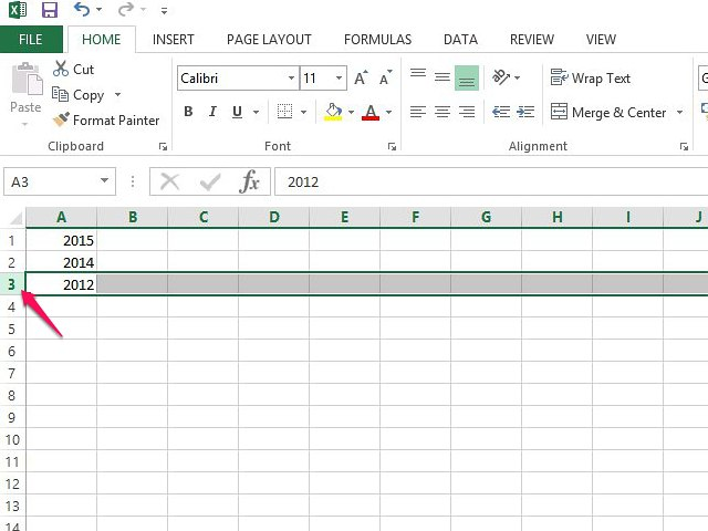 How To Insert A Row Or Column In An Excel Spreadsheet Techwalla