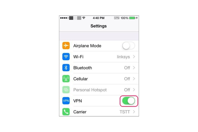 How to Connect to a VPN From an iPhone | Techwalla
