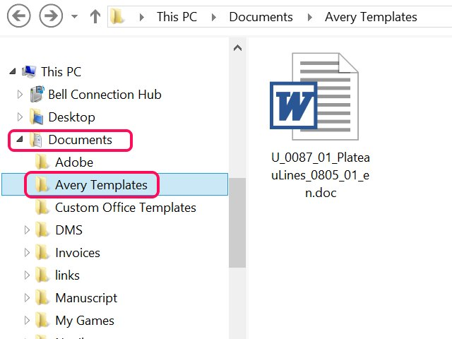 How to Change Fonts in Word for Avery Labels Techwallacom
