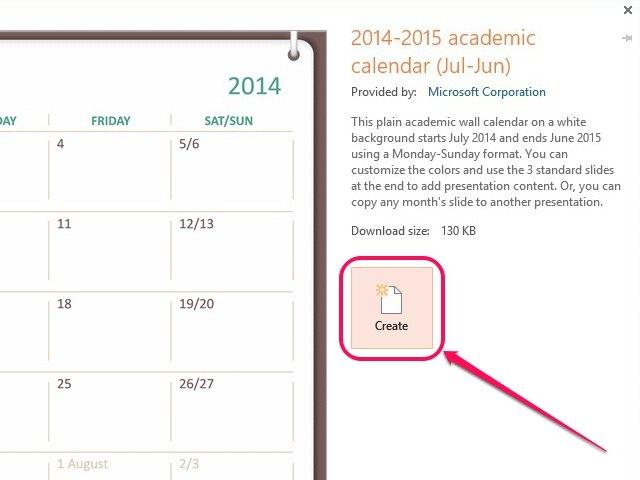 How To Insert A Calendar In Powerpoint Techwalla