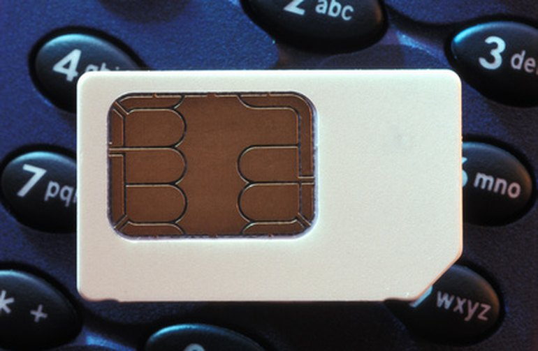 a How to Reset a Phone SIM Card