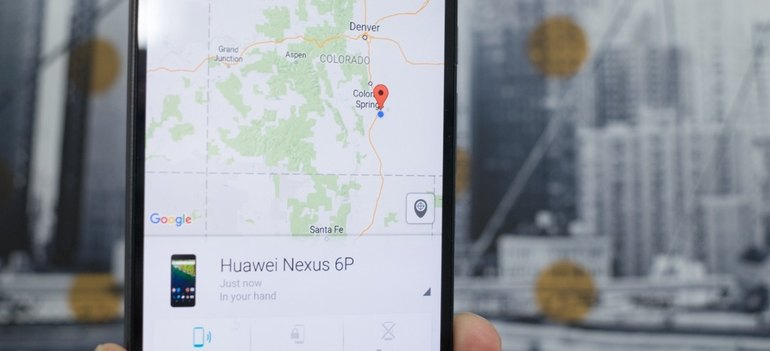 a How to Track a Cell Phone and Show its Location