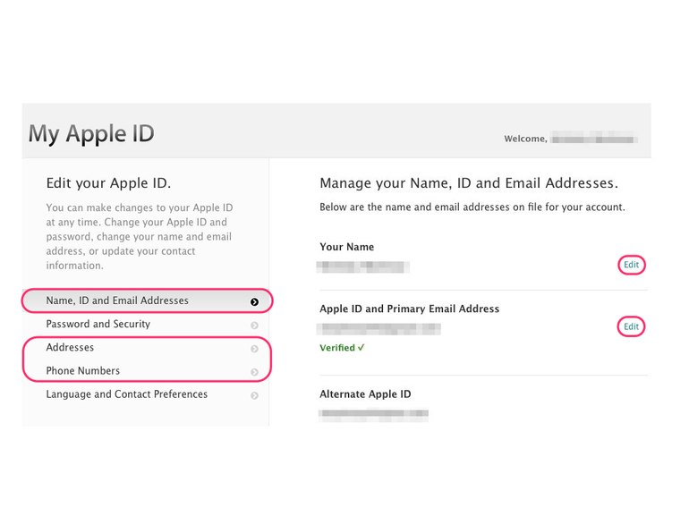a How to Delete Your Apple ID
