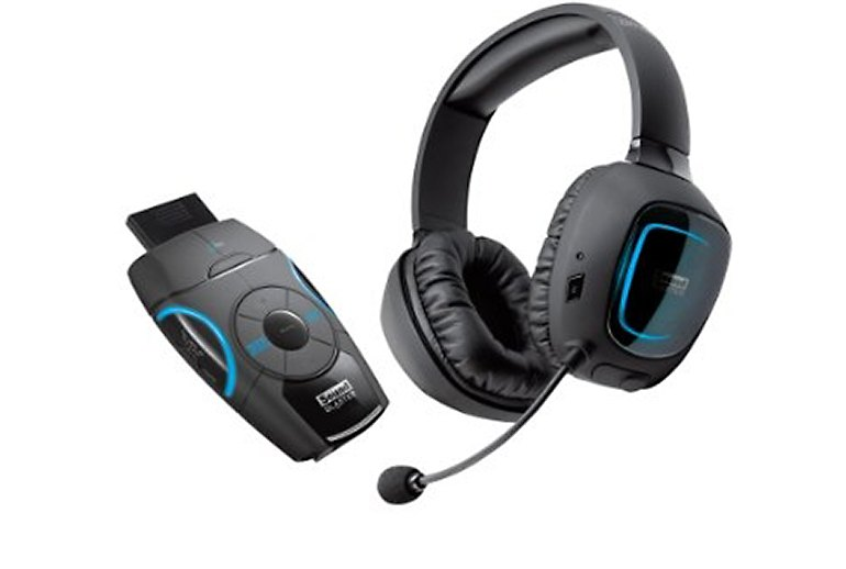 Sound Blaster Recon 3D and Omega Wireless Headset