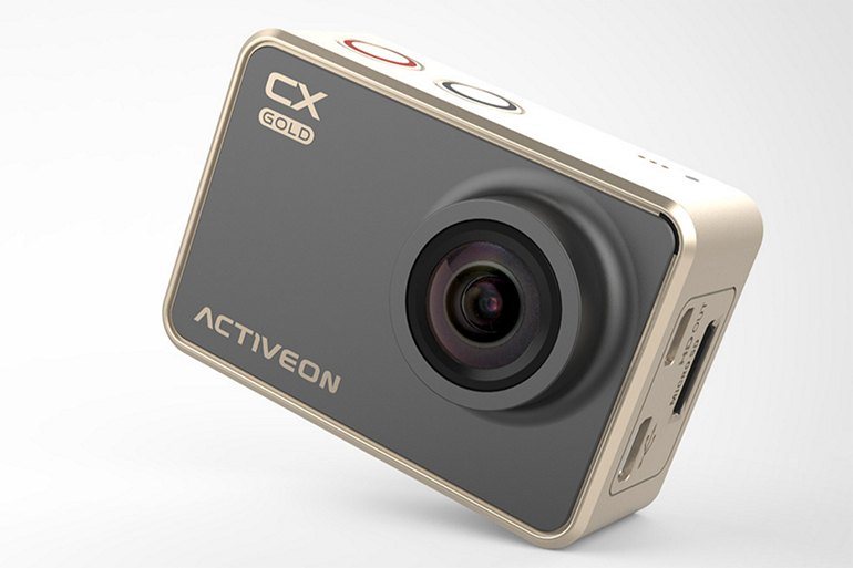 Action Camera CX Gold