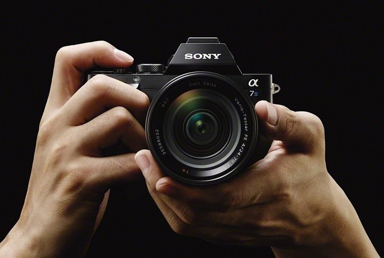 Alpha a7S II Mirrorless