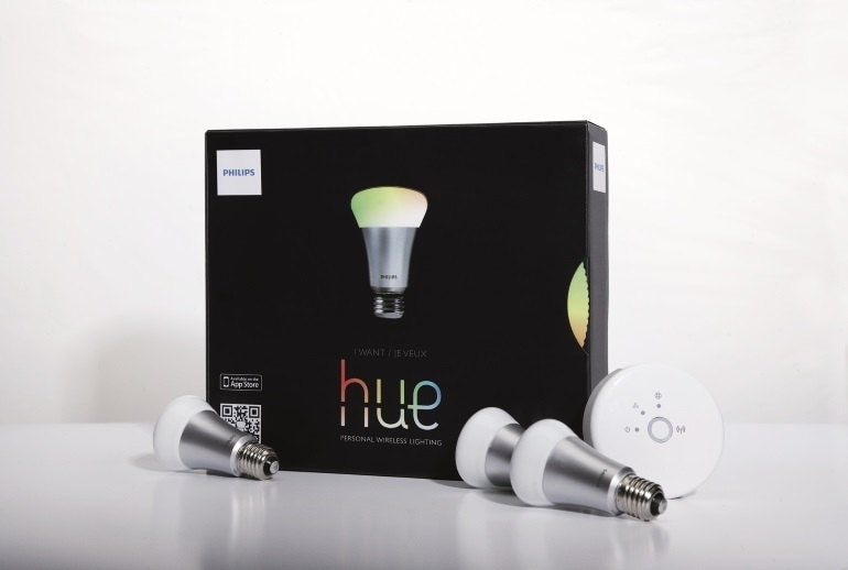 Hue Personal Wireless Lighting  (Starter Pack)