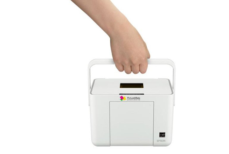 Picturemate Charm Compact Photo Printer Pm 225 Techwallacom
